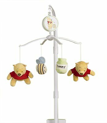 Disney Baby Pooh's ABC musical mobile