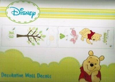 Disney Pooh's Wall Decals Stickers