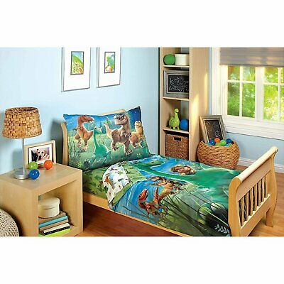 The Good Dinosaur 4 Piece Toddler Bedding Set