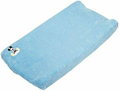 Disney Mickey Changing Table Cover, Blue