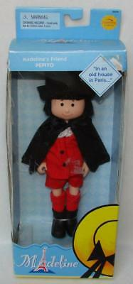 """Madeline 8"""" Doll Friend Pepito Curved Hand Blue Box NEW!"""