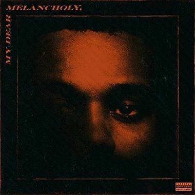 The Weeknd CD NEW My Dear Melancholy 602567586258 NOW SHIPPING!