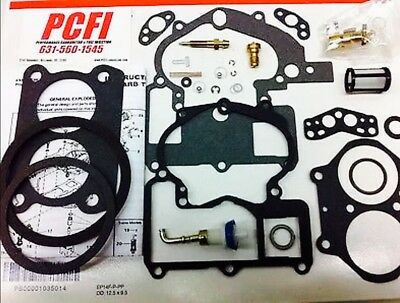 Mercruiser Carburetor Kit 3302-804844002 3.0L 4.3L 5.0L 5.7L Mercarb