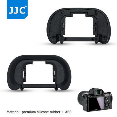 JJC 2PCS Eyepiece Eyecup for Sony A7 A7III A7RIII A7SII A9 A58 A99 as FDA-EP18
