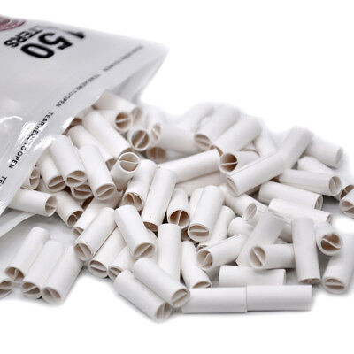 HORNET PRE ROLLED TIPS (150) Natural prerolled for cigarette rolling paper-6MM
