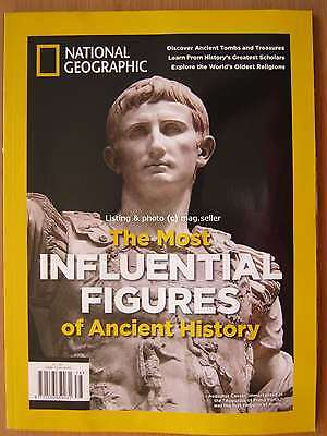 National Geographic The Most Influential Figures of Ancient History Caesar Egypt