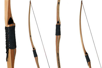 Oak Ridge Aspen traditioneller Langbogen 68 Zoll RH Rechtshand LH Linkshand