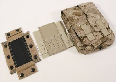 NEW Eagle Industries DIG2 AOR1 SAW Gunners Mag Pouch MOLLE Navy SEAL DEVGRU 1/07