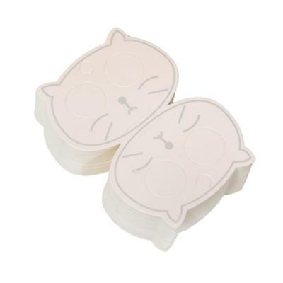 50pcs Cat Hairpin Paper Cards Hair Clip Jewelry Cardstock Hair Display Cards