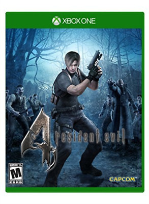 Xbox One-Resident Evil 4 HD (#) /Xbox One  GAME NEW