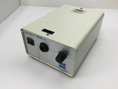 Volpi Intralux 4000-1 10255 Fiber Optic Microscope Light Source 121VAC 120W