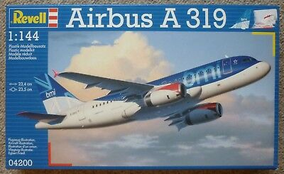 Revell 1:144Airbus A 319 BMI Austrian Airlines