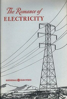 Booklet - General Electric - The Romance of Electricity - c1945 Brochure (ST04)