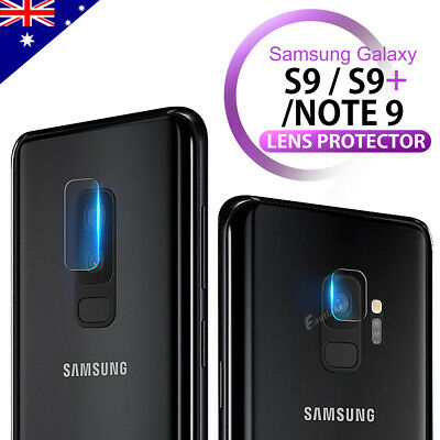 9H Hardness Camera Lens Tempered Glass Screen Protector Samsung S9 Plus Note 9