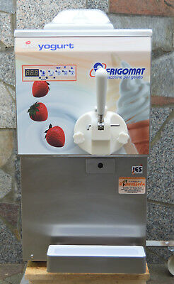 Frigomat Kiss Yogurt Softeismaschine Frozen Joghurt Maschine Eismaschine Eiscafe