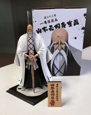 [In-stock] New Bleach FOC Yamamoto GK Resin Statue Figure Limited