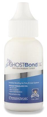 Ghost Bond XL Lace Wig Adhesive  Hair Glue with Extra Moisture Control 1.3 oz