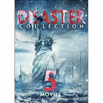 5-Film Disaster Collection: (Epicenter / The Chain Reaction...) [DVD] NEW!