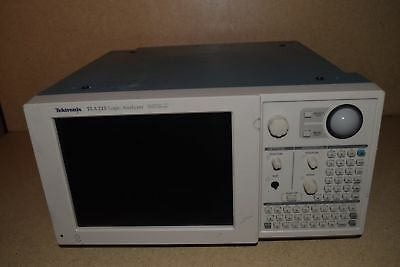 ^^ Tektronix Tla715 Logic Analyzer  Portable Mainframe- Two Tla7Aa4 Modules