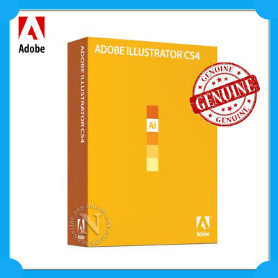Adobe Genuine Illustrator CS4 for Windows EDUCATION Version [P/N:65010836]