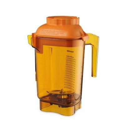 Vitamix - 58990 - Colored Advance® 48 oz Orange Blender Container