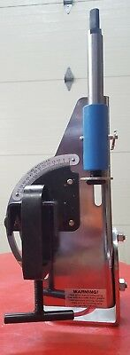 Erie Tools Tube And Pipe Notcher Tool for 0-60 Degree Angle Notches