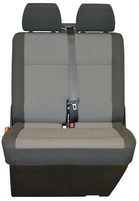 Replacement OEM Seat Cover VW T5 T6 Transporter Front Double Passenger Austin