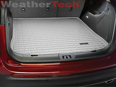 Weathertech Cargo Liner Trunk Mat For Ford Edge   Grey