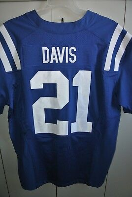 ad2820d1 NIKE ON FIELD Indianapolis Colts Donte Moncrief Stitched Jersey #10 ...