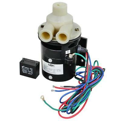 Motor, Capacitor, & Pump Assembly replaces Hoshizaki PA0613
