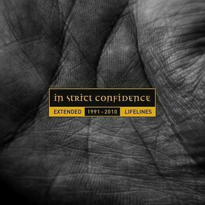 INSTRICT CONFIDENCE Extended Lifelines 1-3 (1991-2010)  3 CD  NEU & OVP 18.05.18
