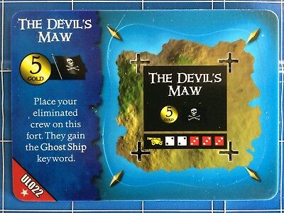 Pirates of the Revolution - Fort: The Devil's Maw UL022