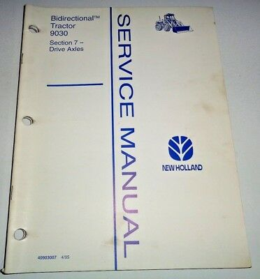 ford new holland 1720 tractor service repair shop manual workshop