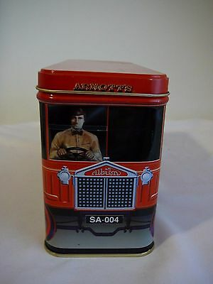 Arnotts Biscuits Red Truck tin 450g empty SA 004 1998 collectable