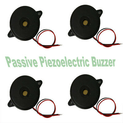 2PC 3527 model number Passive Piezoelectric Buzzer with Flying Leads and Ears