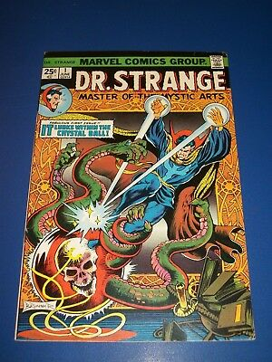 Dr. Strange #1 Bronze Age Key Issue Wow Fine-