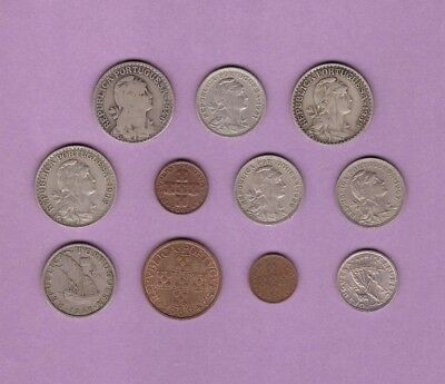 Portugal (1946-1977) - Coin Collection Lot K-26 - World/Foreign/Europe