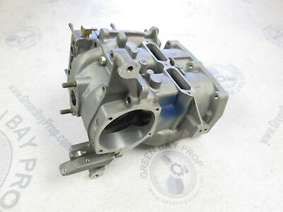 837-6414A4 Mercury 7.5 75 Hp Outboard Cylinder Block Crankcase NOS