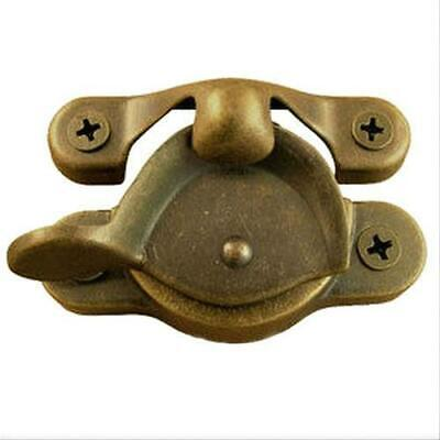 New Antique Brass Window Sash Lock, Hickory-Belwith PBH0246