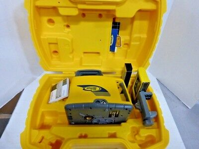 Spectra Precision Ll400 Laser Package With Cr600 Receiver For Parts !!!!!!