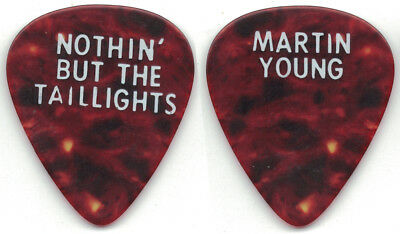 Clint Black Tour Guitar Pick! Nothin' But The Taillights! Martin Young!