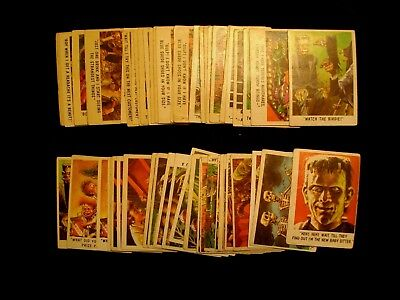 1959 Topps/Bubbles Inc.YOU'LL DIE LAUGHING cards VG/EX QUANTITY PICK AS YOU NEED