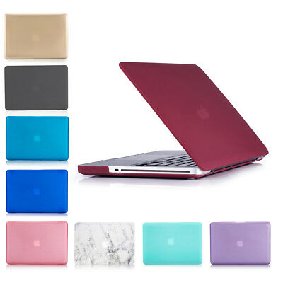 """Hard Case Cover Plastic Shell for Macbook Pro 13"""" A1278 Oldest Model with CD ROM"""