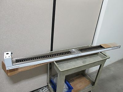 """New Quickdraw 801552 Conveyor, Length: 72"""" Long, With Power Supply & Controller"""
