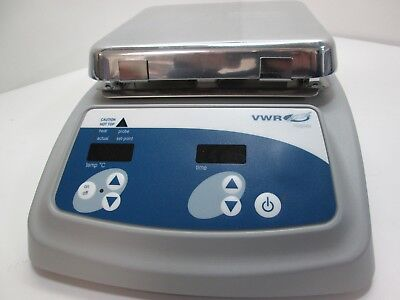 VWR 97042-698 Professional Hot Plate 120VAC Operating Voltage 7.9 A. 950 Watts