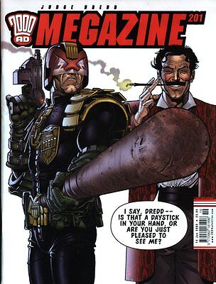 2000Ad: Judge Dredd The Megazine - Near Complete Volume 5 + Gifts - Excellent