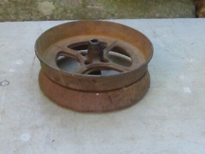Vintage Planet Jr  300/300A Seeder Split Rear Wheel