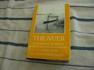 The Nuer A description of the Modes of Livelihood Nilotic People