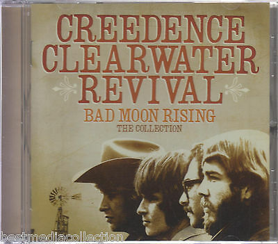 SEALED - Creedence Clearwater Revival CD NEW Bad Mood Rising BRAND NEW