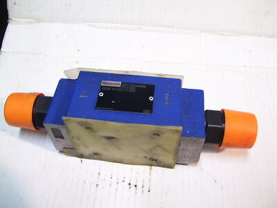 New Rexroth Bosch Z2Db-10-Vd2-41/200  R900440550 Dual Press Relief Valve P2174